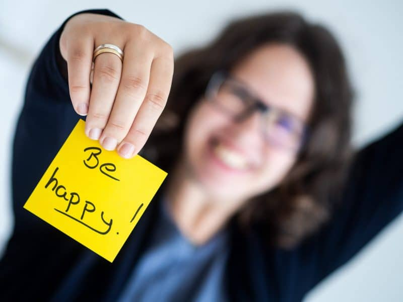 Mein Angebot be happy - happy2work mit Marie